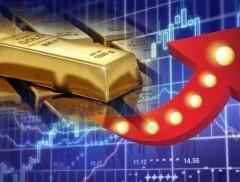 国内黄金市场大爆发,金价创6年新高,一个半月上涨8%远超国际...