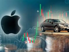 苹果斥资1300亿研发造车,还强势挖角特斯拉、福特500人,...