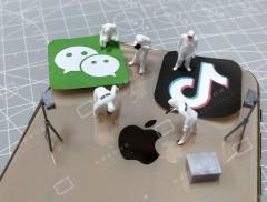 """美""""封杀令""""靴子落地,TikTok和WeChat都遭重大打压..."""