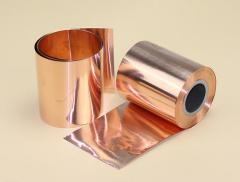 电子铜箔供给紧张涨价预期浓厚 行业龙头企业受益明显