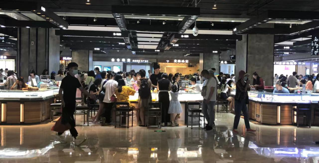实探丨黄金消费强劲复苏,深圳水贝黄金珠宝市场人气火爆