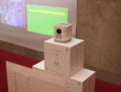 德利普发布投影新产品 显示芯片系晨鑫科技下属公司自主研发
